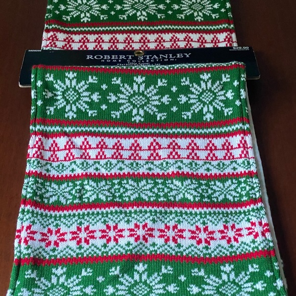 Robert Stanley Home Collection Christmas 2020 Robert Stanley Home Collection Holiday | Fair Isle Table Runner